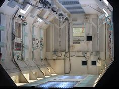 inside space station - Google Search