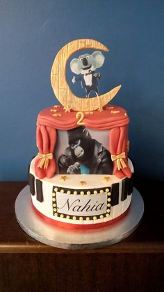 Tous en scène gâteau ( sing cake )