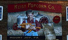 Reist Popcorn Co. Mount Joy Pennsylvania