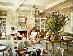 Interior by Stephen Sills