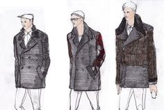 Wooyoungmi: Marca sur coreana de ropa para hombres