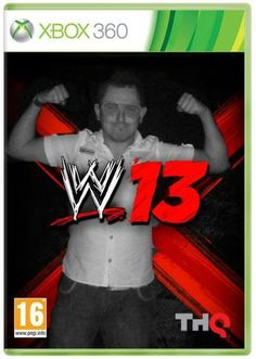 Me on the cover of WWE 13! Wwe, Baseball Cards, Cover, Sports, Movie Posters, Style, Hs Sports, Swag, Film Poster