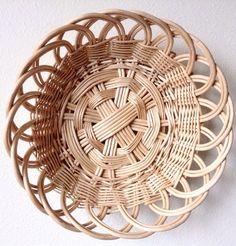 Vintage Wicker Basket Large Wicker Basket Wall by TreasuresDelMar Wicker Dresser, Wicker Trunk, Wicker Headboard, Wicker Mirror, Wicker Man, Wicker Shelf, Wicker Bedroom, Wicker Sofa, White Wicker