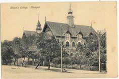 Wilson College, Bombay, c. 1900