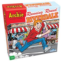 Free 2-day shipping on qualified orders over $35. Buy Outset® Media Running 'Round Riverdale Archie Board Game at Walmart.com Best Family Board Games, Board Games For Kids, Family Games, Kj Apa Riverdale, Riverdale Archie, Archie Comics, Comic Boards, Betty And Veronica, Adult Party Games