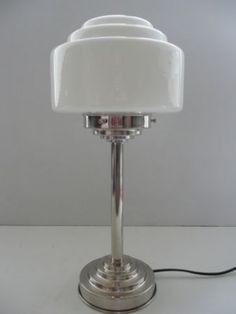Art deco design Gispen lamp