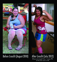Anybody can crossfit