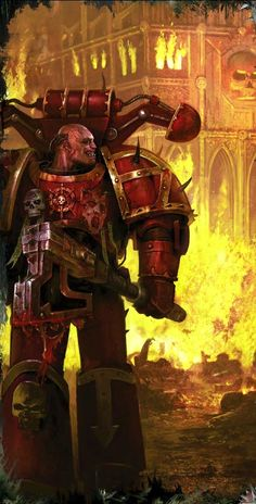 Khornate Berzerkers - Warhammer 40K Wiki - Space Marines, Chaos, planets, and more