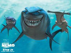 Nemo's sharks
