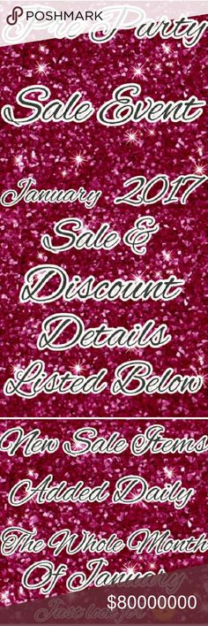 😍2'FER SALE!! & MORE!! January Blowout Sale!! Look for the 😍Symbol for 2'fer deals! Mix n Match! Must be same priced items to qualify! JUST PLACE ITEMS IN A BUNDLE AND MAKE AN OFFER FOR THE 2'FER PRICE! SOME 3'FER OFFERS AS WELL ON SELECT ITEMS!😍 Makeup