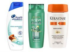Kuru Saçlar için Şampuanlar