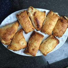 Apfel Quark Röllchen  Apple Cheese Rollings   Easy, Fast , Healthy