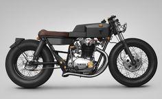 Yamaha XS650 par Thrive Motorcycle - Journal du Design