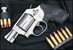 Smith & Wesson M637 .38 Special
