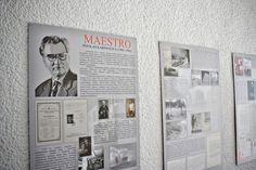 "Parodos ""Maestro Povilas Karpavičius (1909–1986)"" atidarymas Klaipėdoje Photo Wall, Polaroid Film, Museum, Frame, Home Decor, Fotografie, Room Decor, Frames"