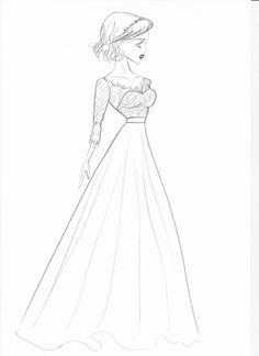 essayage toile robe mariage paules d couvertes 2