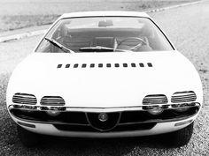1967年ベルトーネ製コンセプトモデル|欧州商用車が好き!のページ|Blog|Gris Boreal|Minkara - The Car & Automobile SNS (Blog - Parts - Maintenance - Mileage)