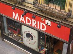 Madrid, Puerta del Sol.