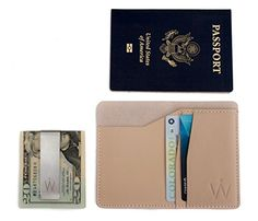 2018 Christmas Ornaments Leather Passport Wallet for Passport Holder for Safe Trip durable Easy to Carry