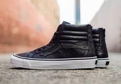"http://SneakersCartel.com Blends LA Is Releasing Another Vans Sk8-Hi ""Bones"" Collaboration | #sneakers #shoes #kicks #jordan #lebron #nba #nike #adidas #reebok #airjordan #sneakerhead #fashion #sneakerscartel"