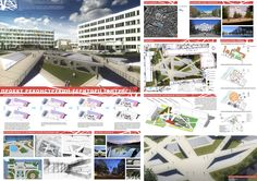 Student-park-of-IFNTUoOG-landscaping-concept landscape architecture   ARCH-student.com