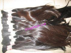 Natural Vietnamese Thin Hair