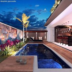 √ here best wavy edge swimming pool ideas for designing your backyard # home design # gardendecor # backyarddecor # 2 24 Small Backyard Pools, Backyard Pool Designs, Small Pools, Swimming Pools Backyard, Swimming Pool Designs, Backyard Patio, Piscina Rectangular, Small Pool Design, Pool Landscape Design