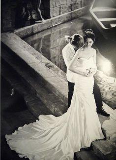 Global WGM - Hongki and Mina #Fashion #Kpop #Wedding