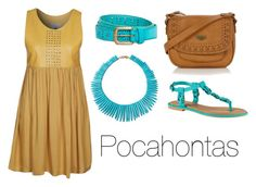 Pocahontas by marissa220 on Polyvore featuring polyvore, fashion, style, One Teaspoon, ALDO, Mantaray, Kenneth Jay Lane and Pull&Bear