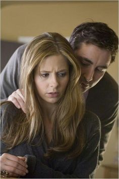 Lee Pace in Possession, a bit creepy