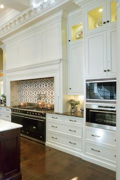 Traditional Kitchen with Elegance and Style - Mullet Cabinet