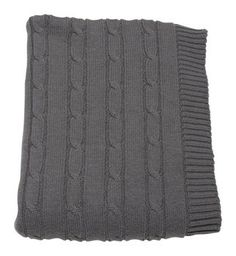 Babu - Cotton Cable Cot Blanket, NZ$79.00 (http://www.babu.co.nz/blankets/cotton-cable-cot-blanket/)