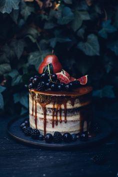 Ophelie's kitchen book: LAYER CAKE GOURMAND D'AUTOMNE │ WORKSHOP #2