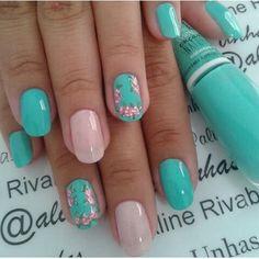 Polish, Nail Art, Nails, Beauty, Green Toe Nails, Short Nail Manicure, Finger Nails, Vitreous Enamel, Ongles