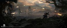 Assassin's Creed IV Black Flag Concept Art, Martin Deschambault on ArtStation at http://www.artstation.com/artwork/assassin-s-creed-iv-black-flag-concept-art-de852b15-37a4-438d-b7d4-51bd262cd3d8