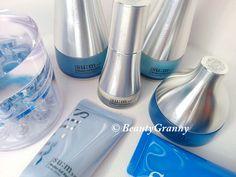 Уход за возрастной кожей 40-50+. Мой личный уход за кожей. Лето и корейский люкс! Water Bottle, Beauty, Water Bottles, Beauty Illustration