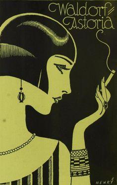 Art Deco Poster 1925