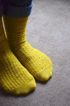 Reasons to be Cheerful socks ~ look at the patterns tab on her blog. And read the blog!