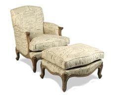 ♥ Script Linen Furniture...