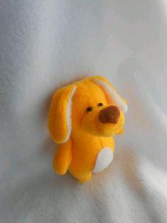 Купить Игрушки для кукол. - игрушка ручной работы, игрушка для куклы, собачка, собачка игрушка, миниигрушка