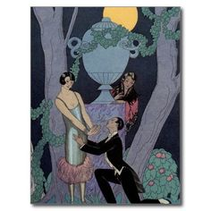 >>>This Deals          Vintage Art Deco Moonlight Love Triangle Post Card           Vintage Art Deco Moonlight Love Triangle Post Card in each seller & make purchase online for cheap. Choose the best price and best promotion as you thing Secure Checkout you can trust Buy bestThis Deals       ...Cleck Hot Deals >>> http://www.zazzle.com/vintage_art_deco_moonlight_love_triangle_post_card-239301692764889734?rf=238627982471231924&zbar=1&tc=terrest