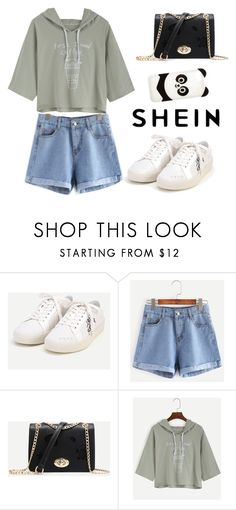 """""""Shein Fashion"""" by sheinfashion ❤ liked on Polyvore featuring Charlotte Russe"""