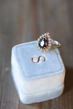 This is beautiful  Antique Edwardian Ring One of a Kind Vintage by AmuletteJewelry