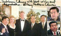 Illegal Clinton fundraiser made secret tape because he feared murder -   A Chinese-American businessman at the center of a  Clinton  campaign finance scandal secretly filmed a tell-all video as an 'insurance policy' - bec... See more at https://www.icetrend.com/illegal-clinton-fundraiser-made-secret-tape-because-he-feared-murder/