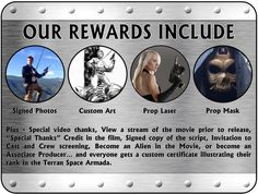 Star Raiders: The Adventures of Saber Raine by Mark Steven Grove — Kickstarter