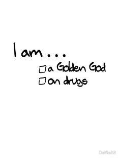 Golden God by Delfia22
