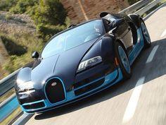 Bugatti Vitesse Hits 254 MPH