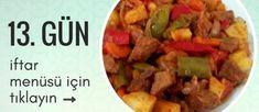 Meşhur Kilis Tava (Parmaklara Dikkat) - Nefis Yemek Tarifleri Middle Eastern Recipes, Donuts, Pizza, Beef, Iftar, Food, Dessert Ideas, Recipies, Frost Donuts