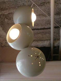Pendant Light ペンダントライト白3連レトロモダンシャンデリア北欧 インテリア 雑貨 家具 Modern ¥1500yen 〆08月25日