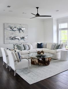 You can reach more decoration ideas by visiting our site. Furniture, Room, Home Accessories, Coastal Living Room, Coastal Living, Home Decor, Room Decor, Interior Design, Coffee Table